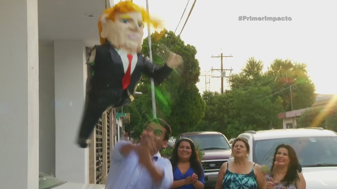 Image result for trump pinata