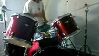 Solo Los Tontos-Los Caminantes ( Drum Cover )