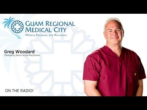 GRMC Nurse Practitioner Greg Woodard on K-57