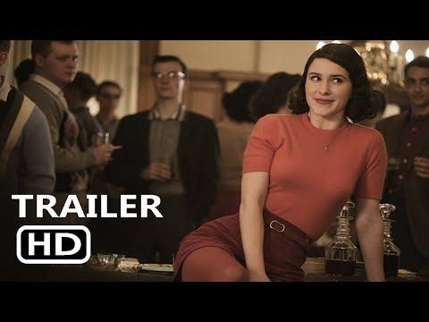 Сериал Удивительная миссис Мейзел 3 сезон 2019 в HD смотреть трейлер