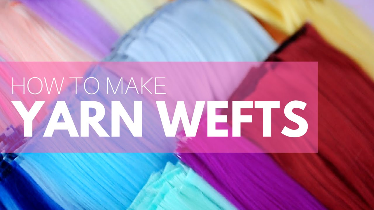 how to add wefts to a wig
