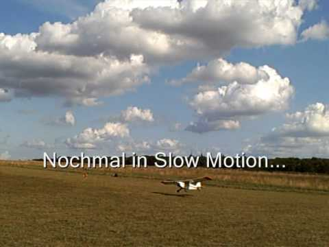 Modellflug  Pleiten, Pech und Pannen  funny RC plane crashes