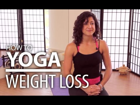 yoga for beginners weight loss  20 minute fat burning