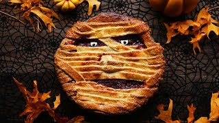 How To Make A Spooky Mummy Pie Tasty