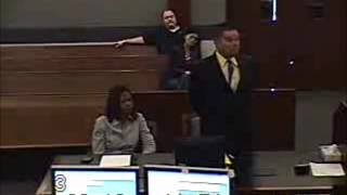 Man Charged with Obstruction at DUI Checkpoint Goes before Incompetent Judge. Part 7