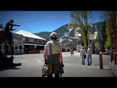 """Achim Wernert: """"Yellowstone Nationalpark, Wyoming."""""""