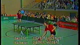 Deutschl.-Grand Prix ca1985 Finale Waldner-Boehm Surbek, Kalinic Waldner(mit 19J.) Douglas.MPG