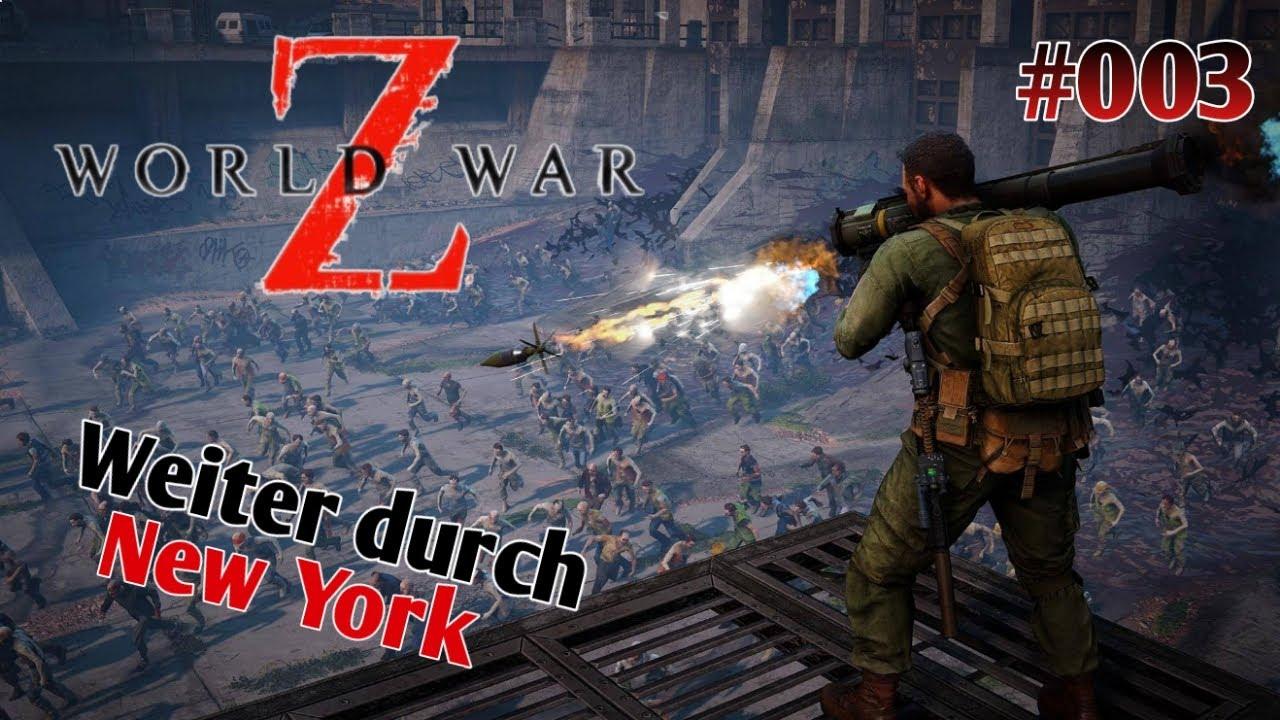World War Z Deutsch