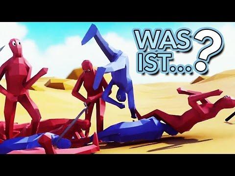 Was ist ... Totally Accurate Battle Simulator? - Youtube liebt dieses Spiel