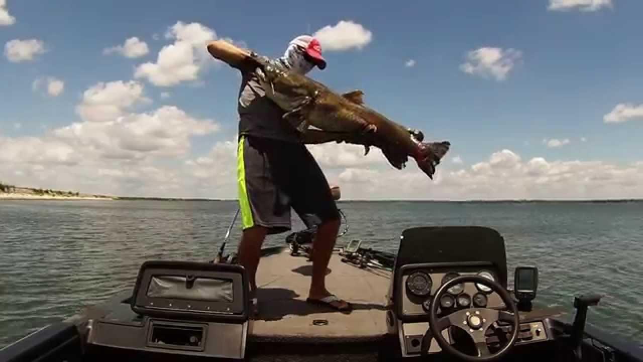 Giant catfish ray hubbard lake caught on 10 lb test youtube giant catfish ray hubbard lake caught on 10 lb test publicscrutiny Images