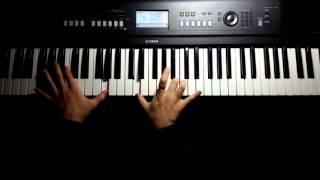 Tutorial Ver.   Bluestone Alley 유리성  Piano Tile 2 - Congfei Wei 위종비   피아노 타일 2