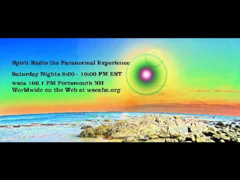 Spirit Radio the Paranormal Experience 2-8-14 Parapsychologist Cal Cooper returns