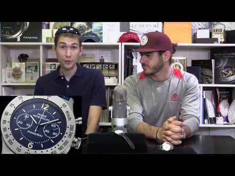 New Watch Releases: Panerai, MB&F, Audemars Piguet & Breitling - With Tim and Josh