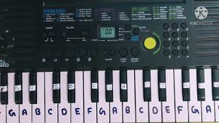 how to play faded on piano learn in 5 minutes видео