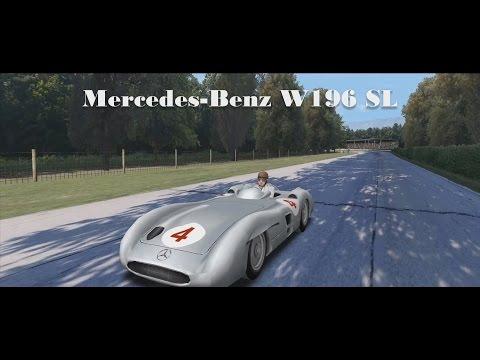 Grand Prix Legends 1955 F1 Promotion Movie