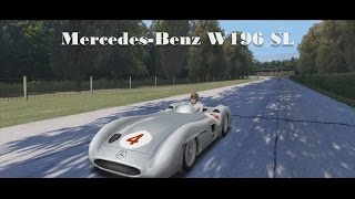 Grand Prix Legends 1955 F1 Promotion Movie