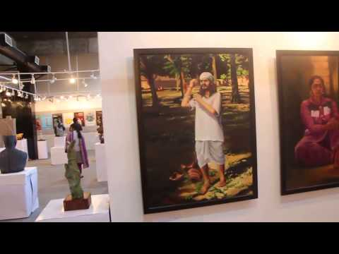 50th Annual Art Exhibition Govt College Of Arts (BFA 4th Year Graduation Show)