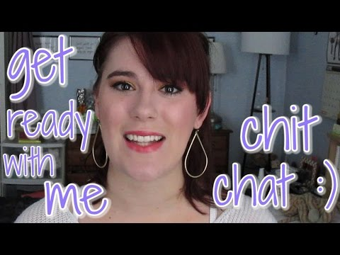 Get Ready with Me: Chatting & Playing with New Makeup (ft. Shiro Cosmetics)
