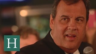 Chris Christie's Plea To Change How America Handles Drug Addicts