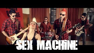 Golden Garbage - Sex Machine [Official Music Video]