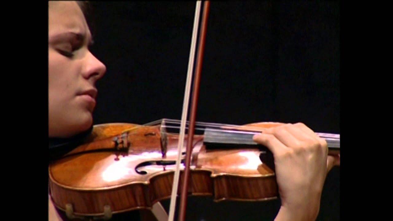 Julia Fischer, Milana Chernyavska Grieg Sonata c-moll op. 45