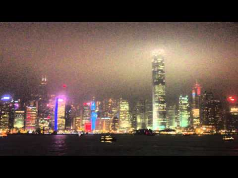 Hong Kong A Symphony of Lights 2012