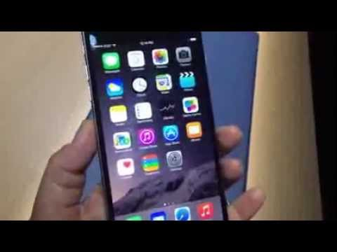 Apple iphone 6 and iphone 6 plus official hands on review youtube