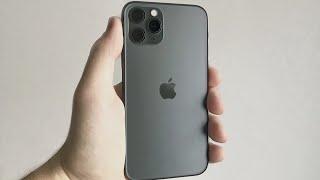 Обзор iPhone 11 Pro в 2020-2021 году   Стоит ли покупать айфон 11 про или лучше iPhone 11?