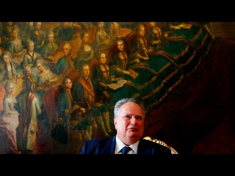 A Conversation With Nikolaos Kotzias