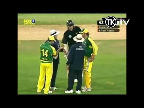 Thumbnail: Worst behavior with umpires in cricket - MUST WATCH!