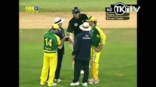 Worst behavior with umpires in cricket - MUST WATCH!