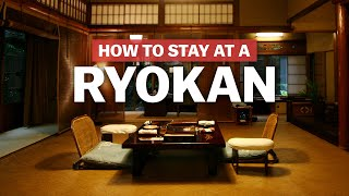 Staying at a Traditional Japanese Inn | Ryokan & Onsen Etiquette | japan-guide.com