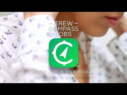 Crew Compass Jobs – Find Yacht Work