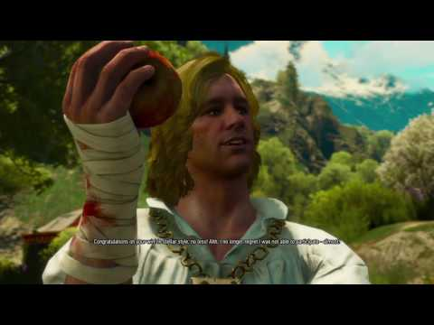 The Witcher 3 DLC: Blood and Wine pt13 - Snooping in M'lady's Quarters/Follow That Bird!