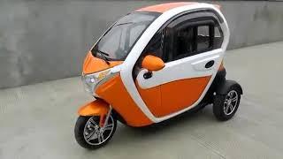 8 (812) 3183312 Купить электромобиль, скутер с крышей, трицикл в кабине (Trike, Triscooter, Трайк)