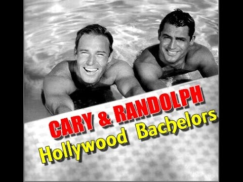 "Cary Grant & Randolph Scott - ""Hollywood Bachelors"""