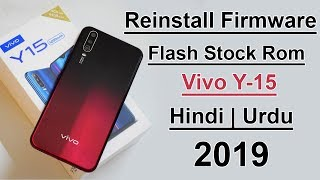 In this video tutorial I will show you Vivo y15 Flashing Processs... Download Firmware http://viid.m.