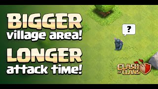 Clash of Clans - Longer Attack Time & Village Expansion! (Town Hall 11 Update)