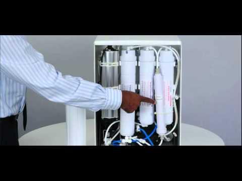 aquaguard sensa operation youtube. Black Bedroom Furniture Sets. Home Design Ideas