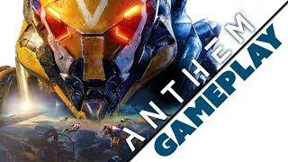 ANTHEM: BioWare on Storytelling in an Online World + Gameplay!