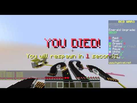 Minecraft Bed Wars Complete Savage Mode