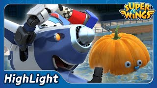 The Pumpkin Roll (Germany) | SuperWings Highlight | S2 EP33