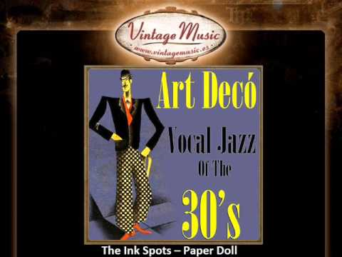 The Ink Spots -- Paper Doll