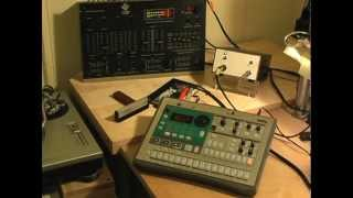 """Geto Boys """"Mind Playing Tricks On Me"""" Beat, recreated with Korg Electribe ES-1"""