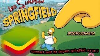 comment avoir les simpson springfield sur pc ? (et plus de 750000 appliction)