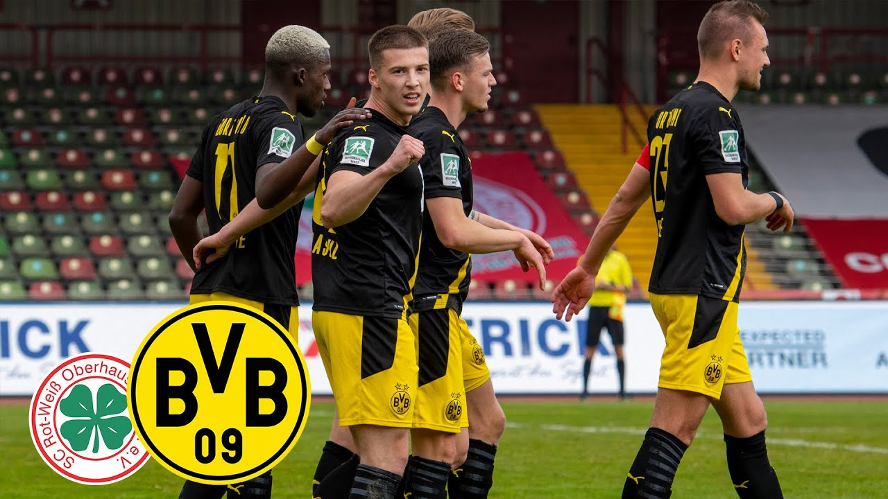 Raschl scores the next big point! | Rot-Weiß Oberhausen - BVB U23 0:1 | Highlights