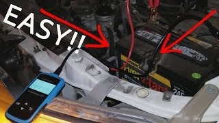 THE BEST WAY TO TEST YOUR CAR BATTERY - AGM BATTERIES LEAD ACID BATTERIES & MORE