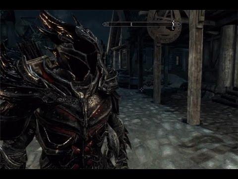 Elder Scrolls V Skyrim Dragon Armor Vs Daedric Armor Stats Youtube Legendary dragon armor pack category: elder scrolls v skyrim dragon armor vs daedric armor stats