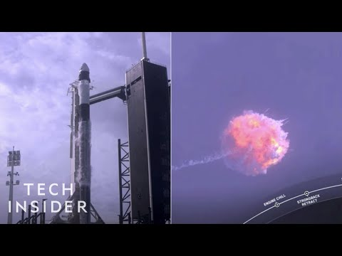 Why SpaceX Blew Up A Falcon 9 Rocket On Purpose
