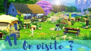 -17 - CLAPOTIS | ON VISITE ? 🏡 | Les Sims 4